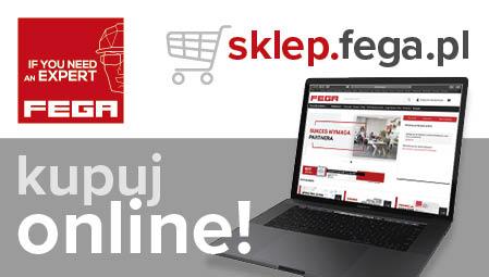 Sklep FEGA - kupuj online!